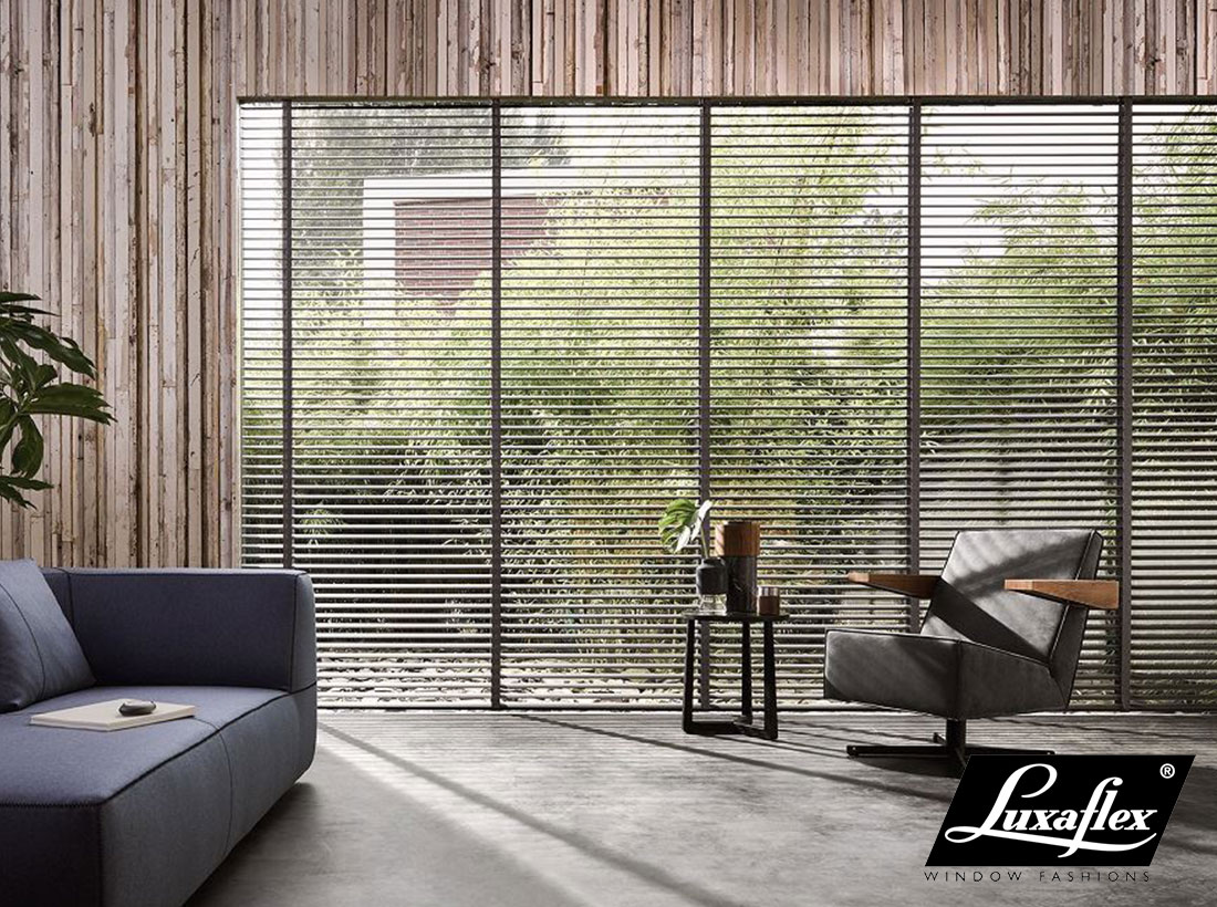 Luxaflex Blinds Featured Picture